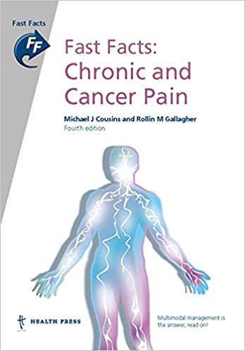 Fast Facts Chronic And Cancer Pain 4th Edition 9781910797358