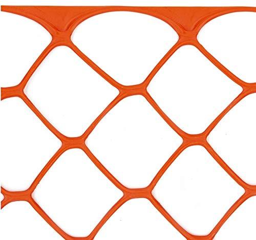 TENAX Sentry HD Heavy Duty Safety Fence 4' X 100' Orange, ()