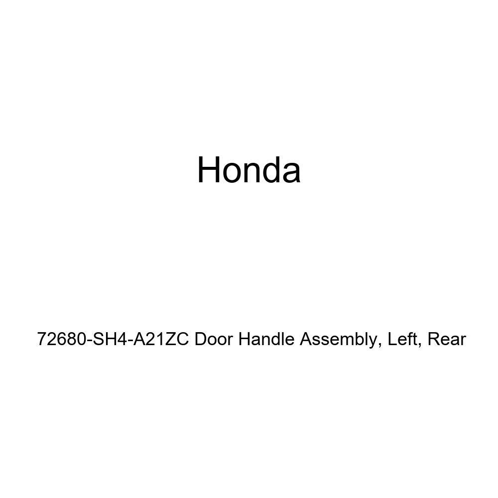 Genuine Honda 72680-SH4-A21ZC Door Handle Assembly Left Rear