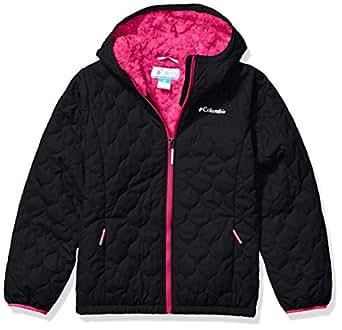 Columbia Girls 1680881 Bella PlushTM Jacket Insulated Jacket - Black - Large