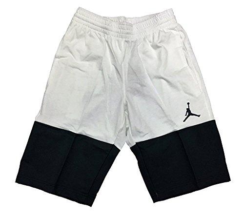 Flight Lite Shorts (XL, White / Blue Fox)