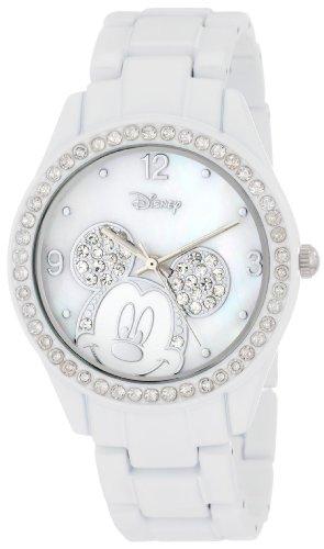 Disney Womens MK2106 Bracelet Rhinestones