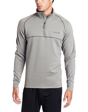 Men's Peak Bound Half Zip Long Sleeve Shirt