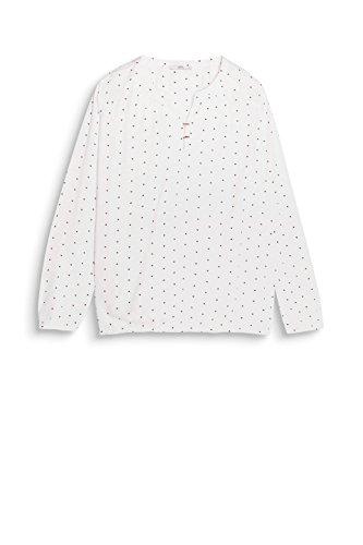 Esprit Femme 110 Blanc White Off by Blouse edc FwpvqUZn
