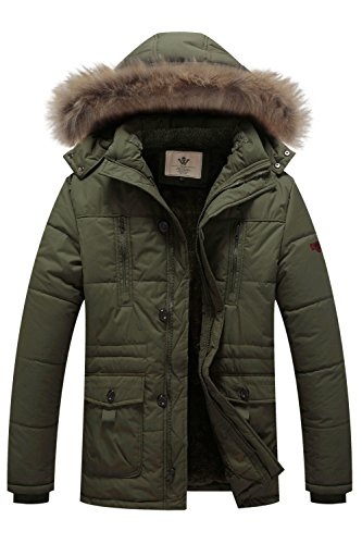 Parka Winter Jacket - 7