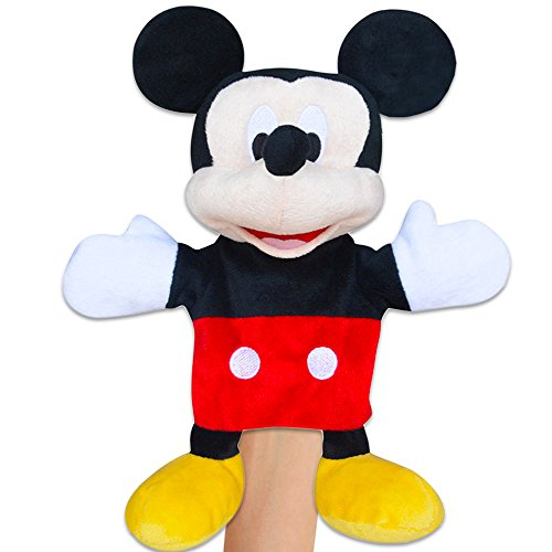 Disney Mickey Mouse Plush Puppet