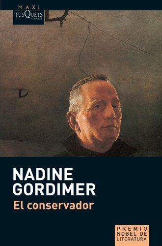 El conservador: 15 (MAXI) por Nadine Gordimer