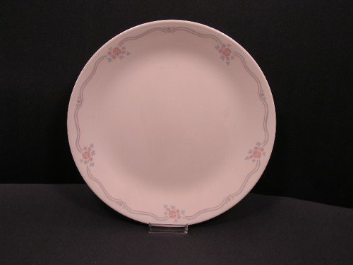 "Corelle - English Breakfast Dinner Plates 10 1/4"" Set of 4"