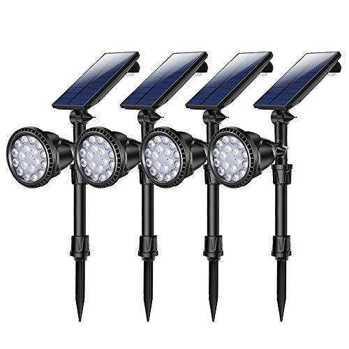 Outdoor Solar Garden Lamps in US - 5