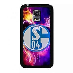 Para Samsung Galaxy S5Mini Funda,FC Schalke 04 Phone Funda,Hard Funda