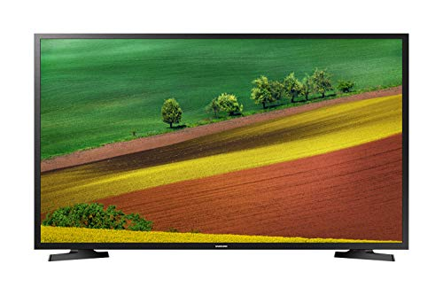 Samsung UN32J4000EFXZC 720p HD LED TV (2018), Black [Canada Version], Glossy Black