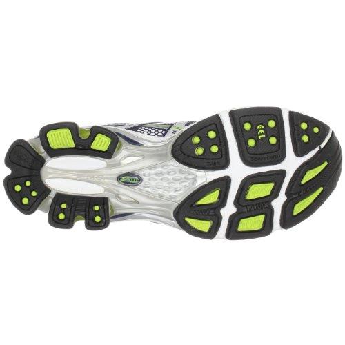 ASICS Mens GEL-Kinetic 3 Running Shoe Navy/Lightning/Lime CI6OIVvIV