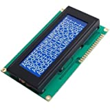 LCD Module for Arduino 20 x 4, White on Blue, based on the popular HD44780 controller, Best Gadgets