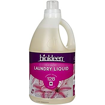 Amazon Com Biokleen Laundry Liquid Detergent Citrus