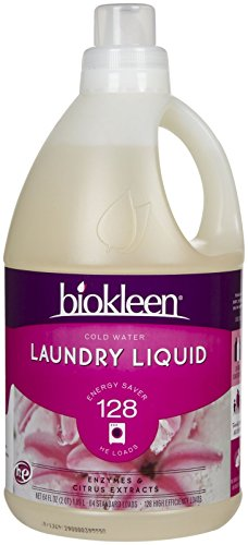 Biokleen Cold Water Laundry Liquid - 64 oz