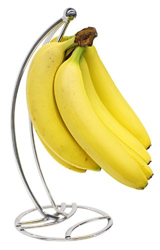 Banana Metal Tree (Home Basics Flat Wire Banana Tree Hanger)