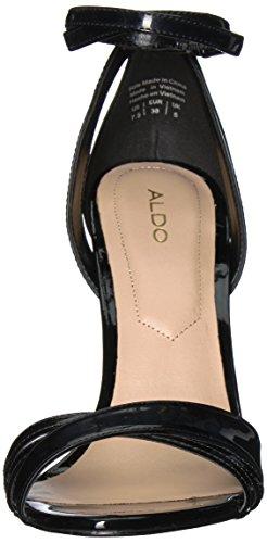 Sandalo Con Tacco Donna Aldo Con Tacco Nero