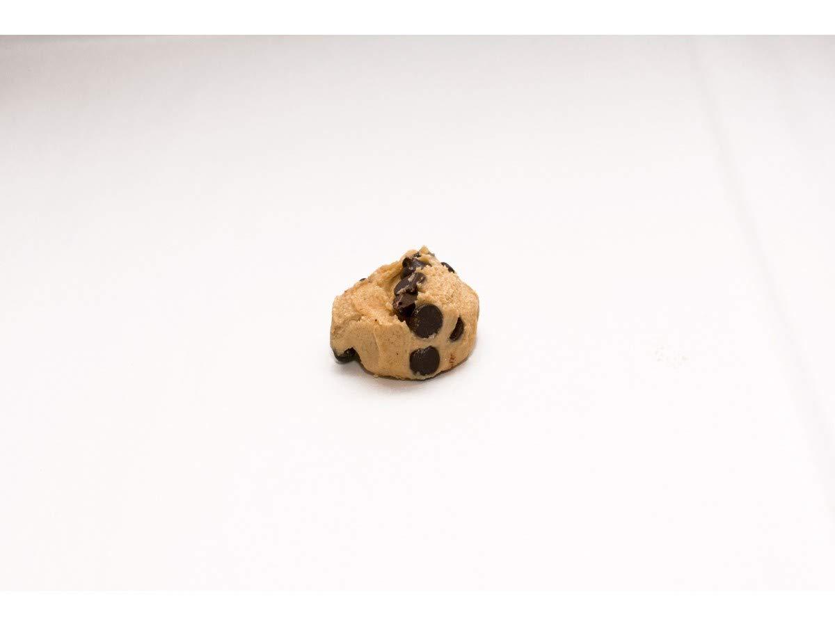 Davids Cookies Chocolate Chip Gourmet Cookie Dough, 1.33 Ounce -- 240 per case.