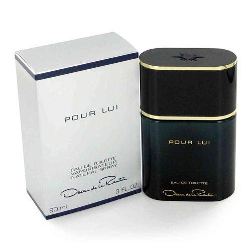 (Oscar De La Renta Pour Lui Eau De Toilette Spray for Men, 3 Ounce )