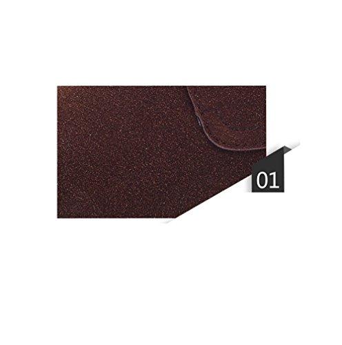Nero Primavera Business da Uomo Casual Autunno Grigio Khaki in Velluto Rosso Scarpe Vintage Scarpe Scarpe Pelle 7qvw05