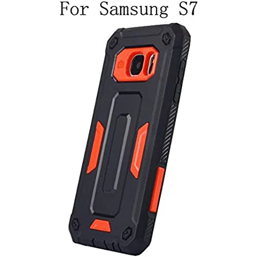 Galaxy S7 Case, S7 2in1 Case ,JXKY Hybrid Armor Slim Fit Shockproof Dual Layer Heavy Duty Impact Resistant Protective Skin Cover Shell For Samsung Galaxy Sales