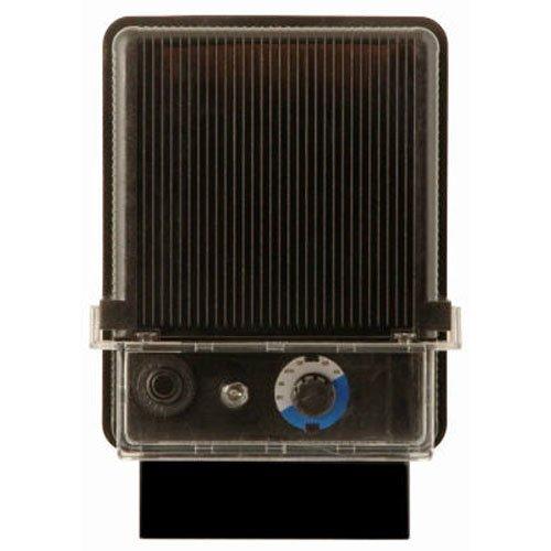 Moonrays 95431 120-Watt Power Press for Outdoor Low Voltage Lighting w/ Light-Sensor and Rain-Tight Case