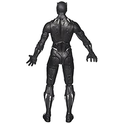 DIAMOND SELECT TOYS Marvel Select: Black Panther Movie Action Figure: Toys & Games