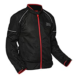 Royal Enfield Streetwind V2 Riding Jacket Black (S) 38 CM (RRGJKM000001)