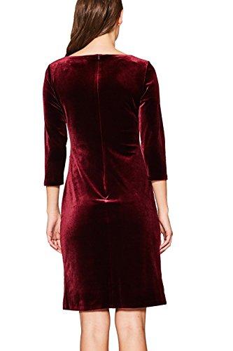 Red Vestito 600 Rosso ESPRIT Donna Bordeaux wafTqq4x