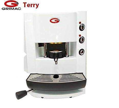 Máquina de café para monodosis grimac Blanca: Amazon.es: Bricolaje y herramientas