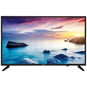 Haier 80 cm (32 Inches) HD Ready LED TV LE32K6000B (Black)