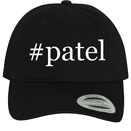 BH Cool Designs #Patel - Comfortable Dad Hat Baseball Cap, Black