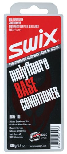 (Swix MB Molly Black Fluoro Base Conditioner (180g))