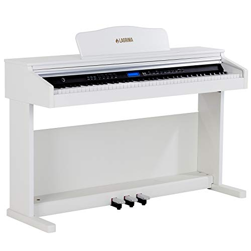 LAGRIMA White Digital Piano