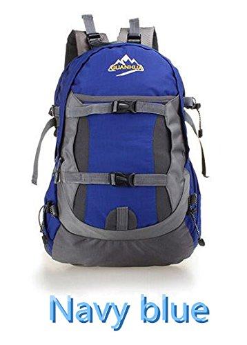 Al aire libre hombros bolsa 25L equitación bolsa Ocio Mochila de viaje luz impermeable montañismo bolso hombres y mujeres senderismo camping paquete