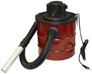 Arebos AR-AS-18R - Aspirador de cenizas de chimenea (1200 W, Motor de 20 L, filtro nuevo)