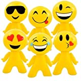 27' Inflatable Emoticon Assortment (Package of 12)