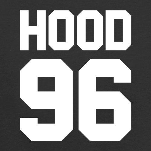 Hood Flight Red Hood 96 Bag 96 Black Retro Fzx1nwqd