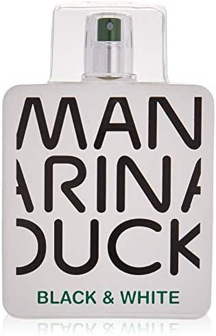 Mandarina Duck Mandarina duck black and white by mandarina duck for men - 3.4 Ounce edt spray, 3.4 Ounce