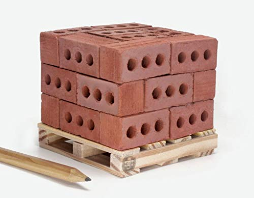 Mini Materials Red Bricks product image