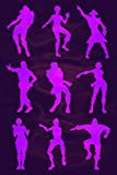 ArtEdge Dance Moves, Poster, 12 x 18 in
