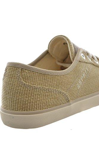 baskets mode esprit accessoires nita lace up beige