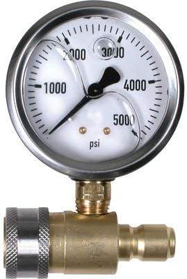 Northstar Pressure Washer Pressure Gauge