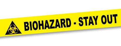 BigMouth Inc Biohazard Crime Scene