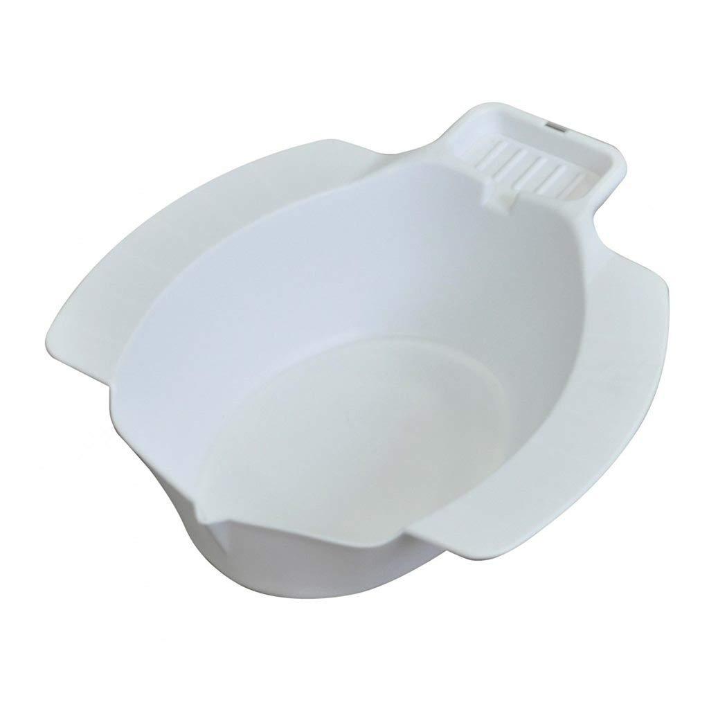 Portable Bidet Toilet Aid Bowl Sitz Bath Toilet Bowl Bidet Over-The-Toilet Perineal Soaking Bath FDA Standard Plastic, BPA Free by Home++