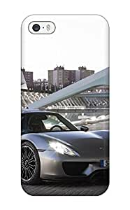Top Quality Case Cover For Iphone 5/5s Case With Nice Porsche 918 Spyder 34 Appearance