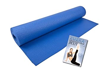 Amazon.com: Zuzka Light ZCUT Power Yoga DVD Program / Yoga ...