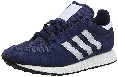 aeroaz Forest per negbás bambini 000 Grove maruni Sneakers Blue Adidas 0wTFqUq
