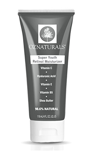 OZNaturals Retinol Moisturizer Hyaluronic Considered product image