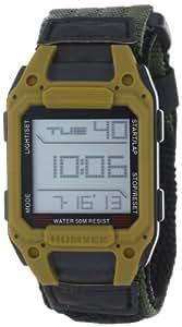 HUMVEE HMV-W-RCN-OD Digital Recon Watch with Olive Nylon Strap